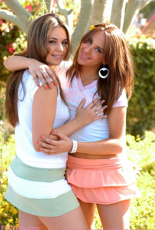 Kim & Nikki - FTV Girls