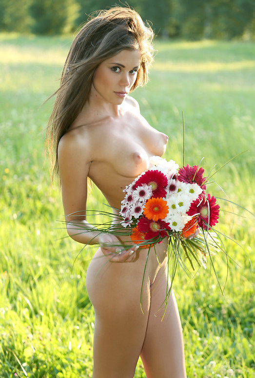 Flower Power - Little Caprice
