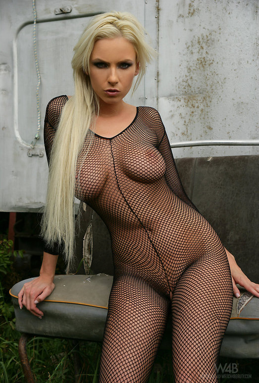 Sexy Catsuit - Alexis