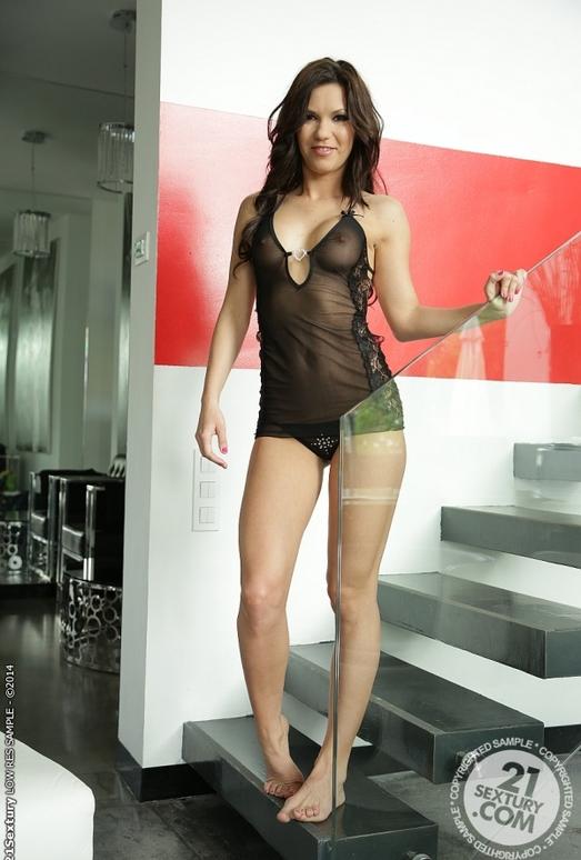 Mira Sylver - 21 Sextury
