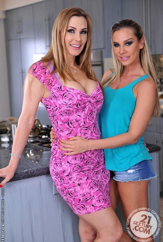 Sandy & Tanya Tate - 21 Sextury