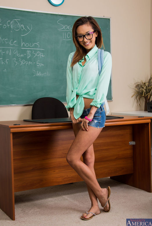 Alina Li - Naughty Bookworms