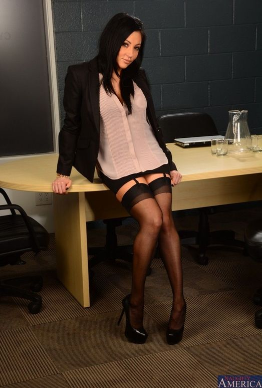 Audrey Bitoni - Naughty Office