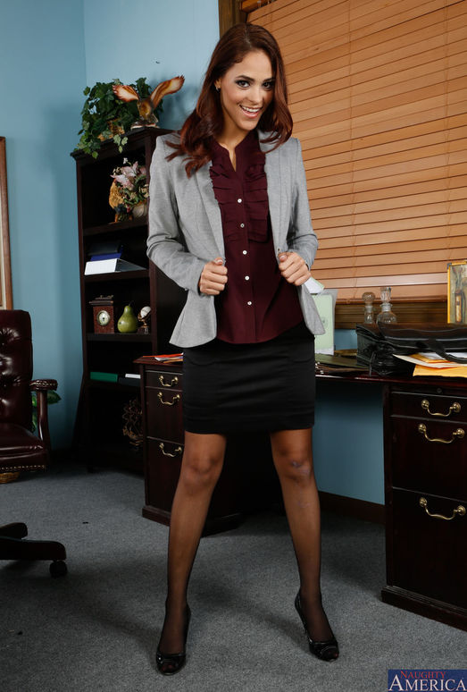 Jasmine Caro - Naughty Office
