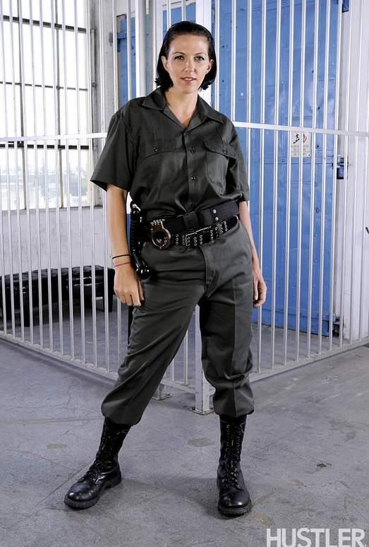 Roxanne Hall & Kara Price - Locked Up