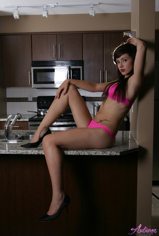 Autumn Riley - Kitchen Counter