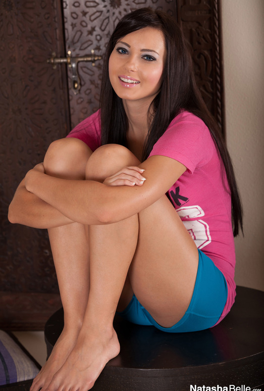 Natasha Belle - Pink T-Shirt
