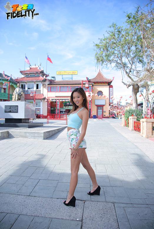 Trouble in Lil' VaChina - Alina Li