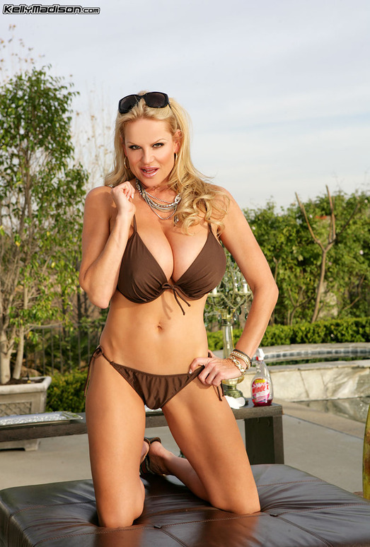 Brown Bikini Bonanza - Kelly Madison