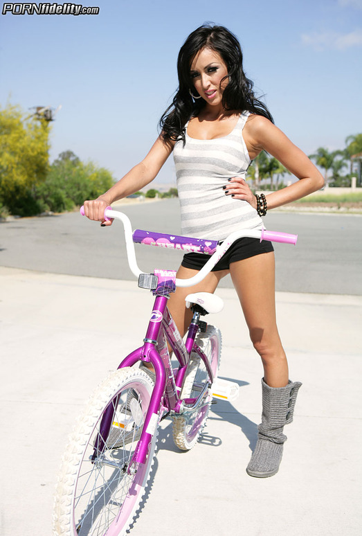 Hot Bitch on a Bike - Breanne Benson