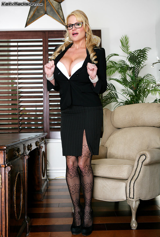 Business Woman's BJ - Kelly Madison