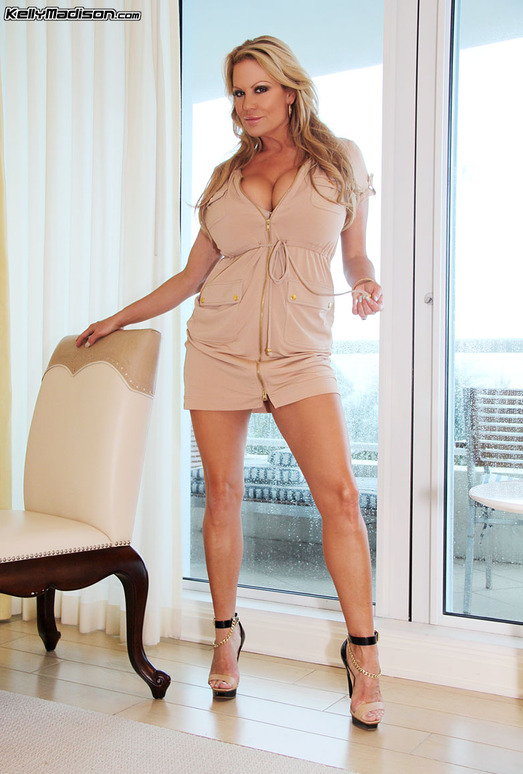 Puttin On The Ritz - Kelly Madison
