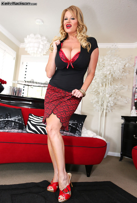 Wanna Job - Kelly Madison