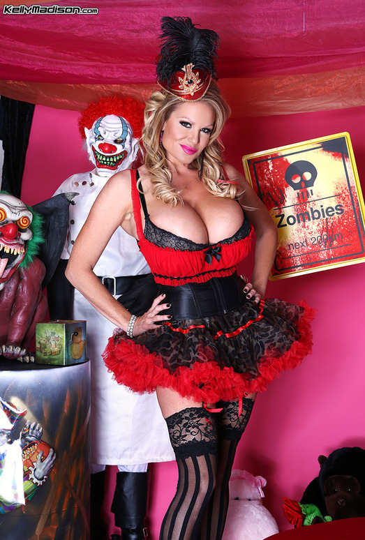 Insane Clown Pussy - Kelly Madison