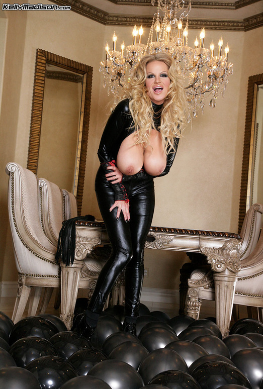 Latex Lust - Kelly Madison