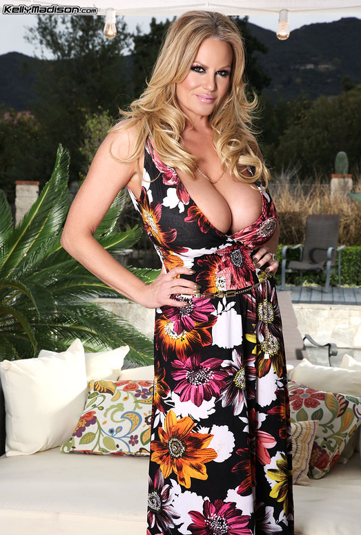 Heat Wave - Kelly Madison