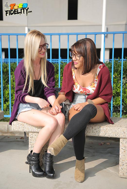 Runaways - Skylar Green & Liv Aguilara