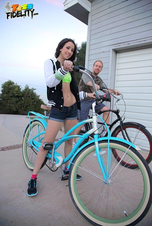 Bike Ridin' - Belle Knox