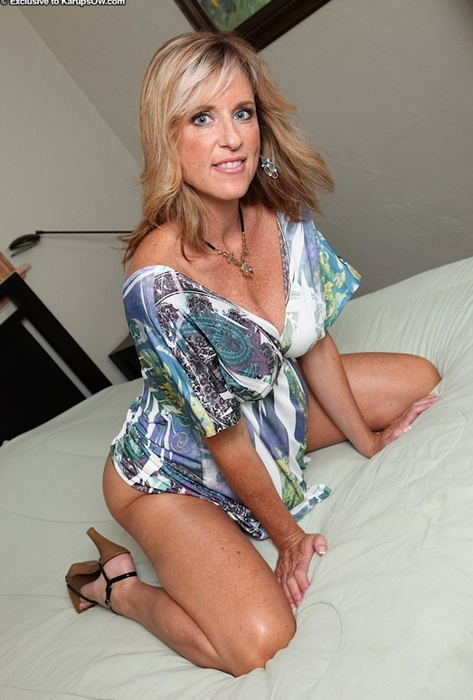 Jodi - Karup's Older Women