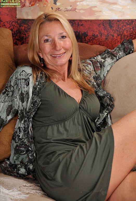 Pam Roberts - Karup's Older Women