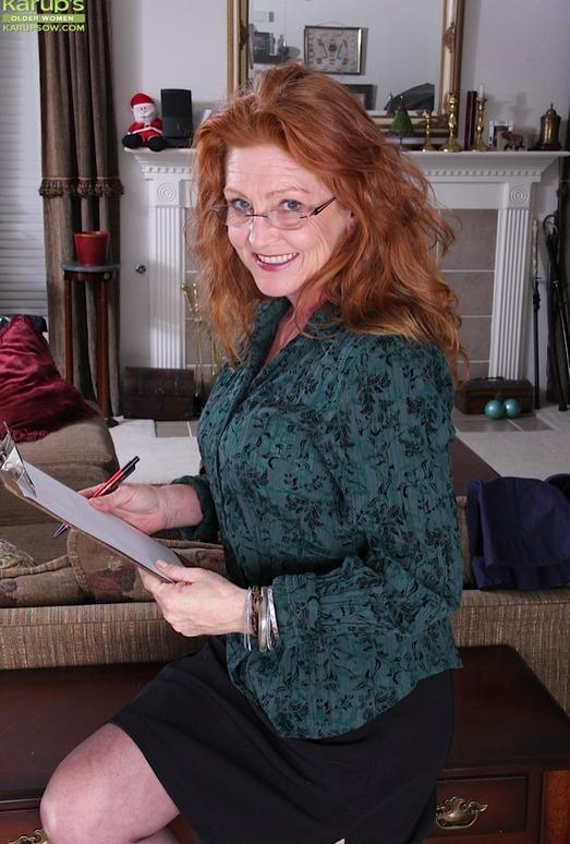 Veronica Smith - Karup's Older Women