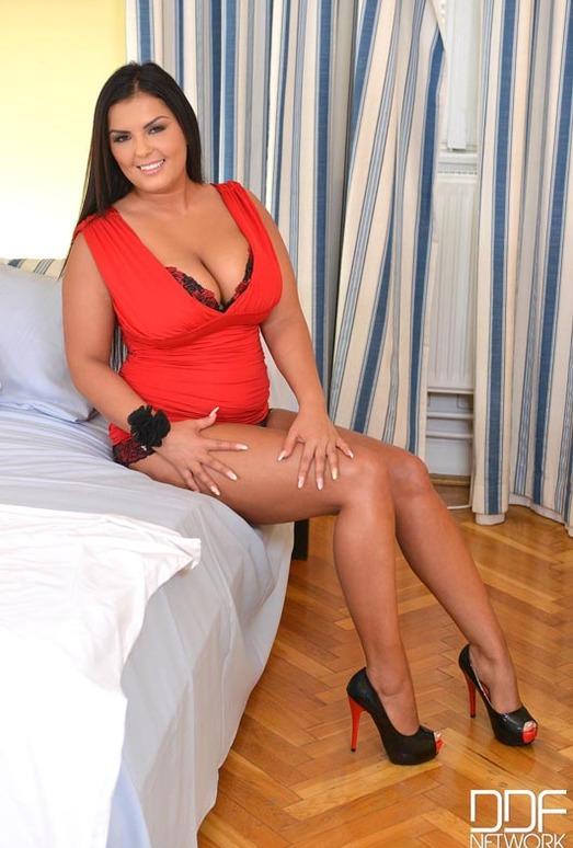 Jasmine Black - DDF Busty
