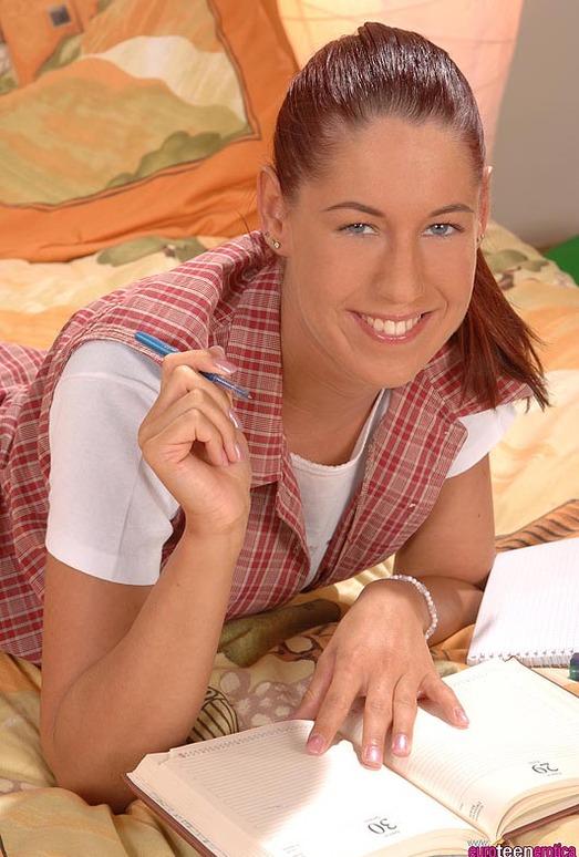 Susanna - Euro Teen Erotica