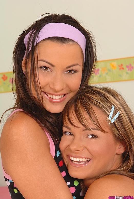 Jeny Baby & Klaudia - Euro Teen Erotica