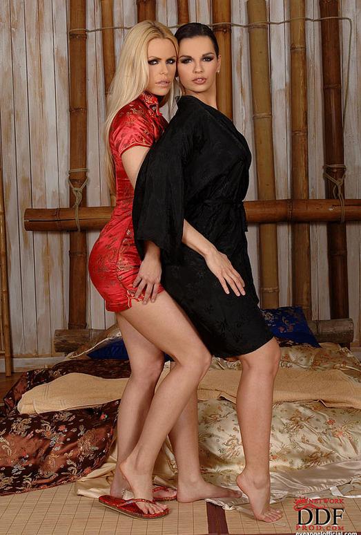 Eve Angel & Wivien