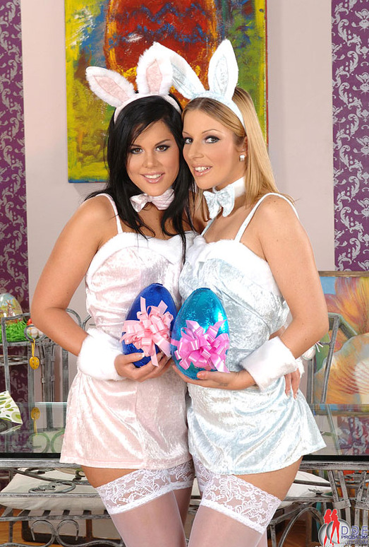 Debbie White & Madison Parker