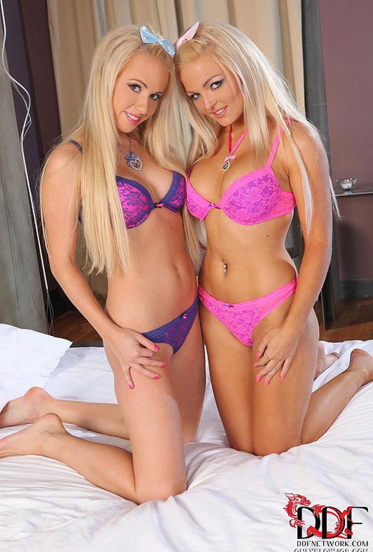 Carla Cox & Jenna Lovely