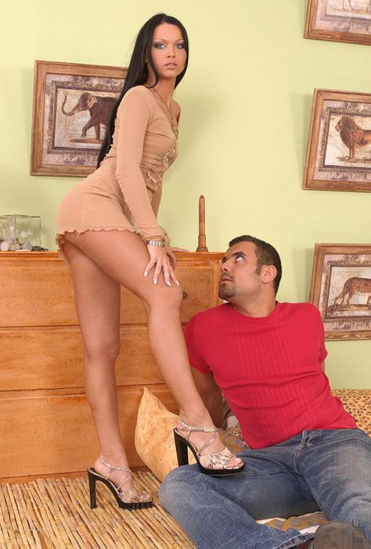 Cristina Bella - Hot Legs and Feet
