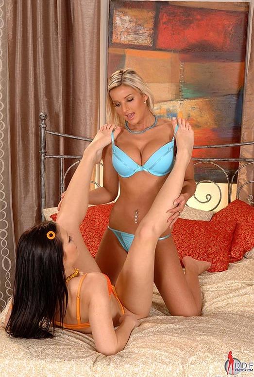 Mischelle & Vanessa Jordin