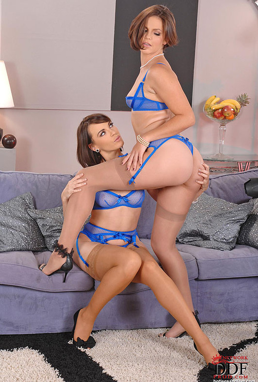 Bobbi Starr & Dana DeArmond