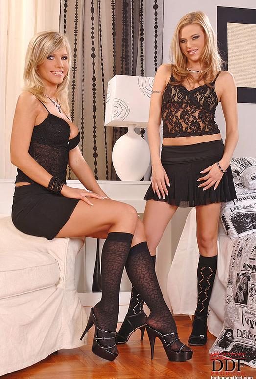 Tiffany Rousso & Victoria Swinger