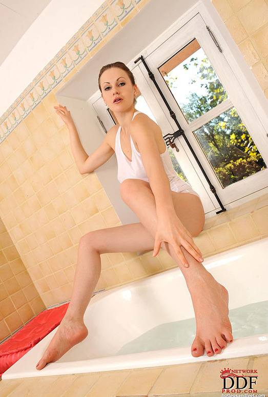 Tina Kay - Hot Legs and Feet