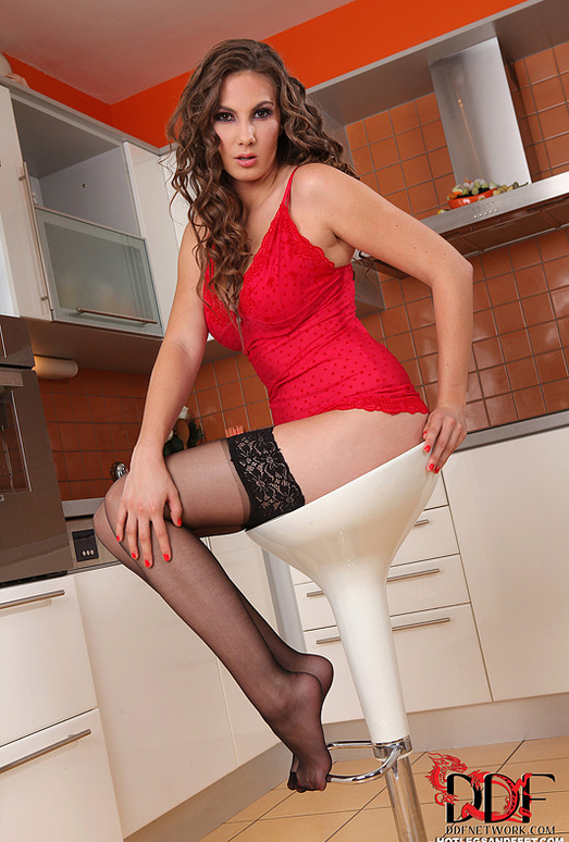 Conny - Hot Legs and Feet