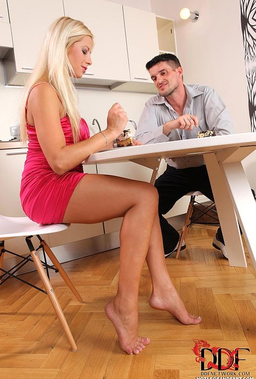 Candy Love - Hot Legs and Feet