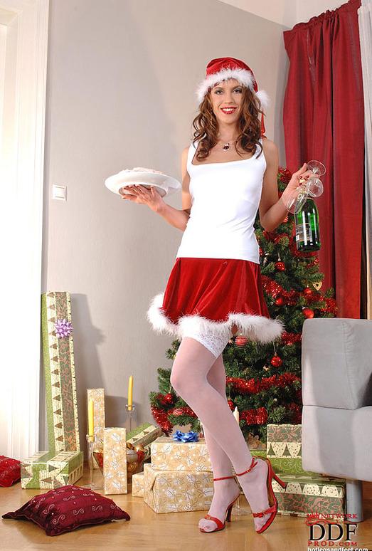 Kristine Crystalis - Hot Legs and Feet