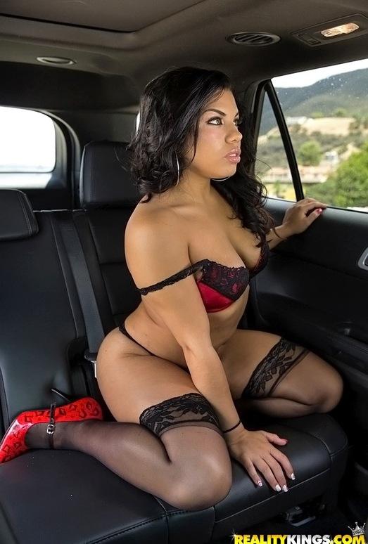 Silena - Blazing Hottie - 8th Street Latinas