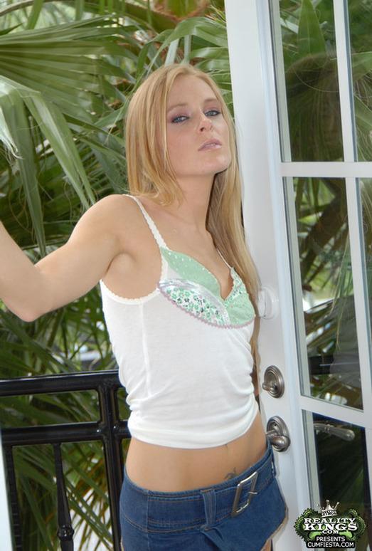 Chasity Lynne - Chastity Titties - Cum Fiesta