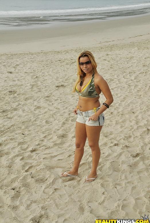 Brenda Brachto - Pussy Magnet - Mike In Brazil