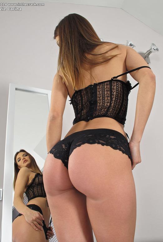 Suzie Carina - InTheCrack