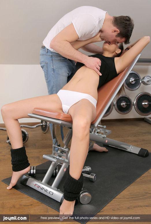 At The Gym - Den & Josephine