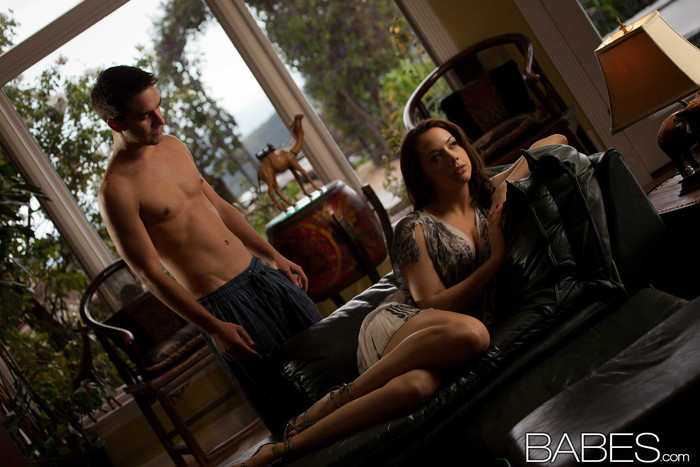 Black Angel - Chanel Preston