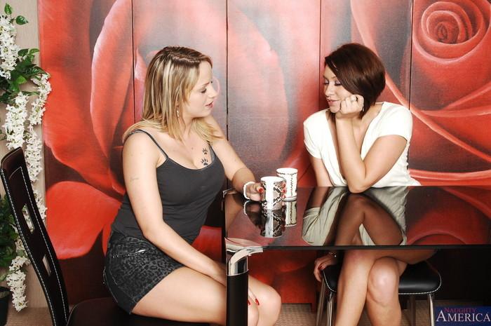 Renee Richards, Sasha Rose - My Sister's Hot Friend