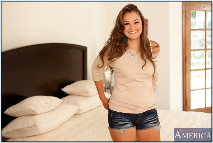 Allie Haze - My Wife's Hot Friend