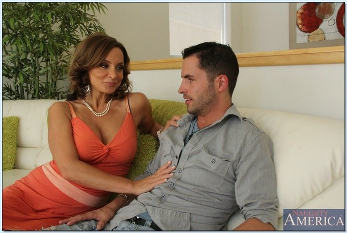 Rebecca Bardoux - My Friend's Hot Mom