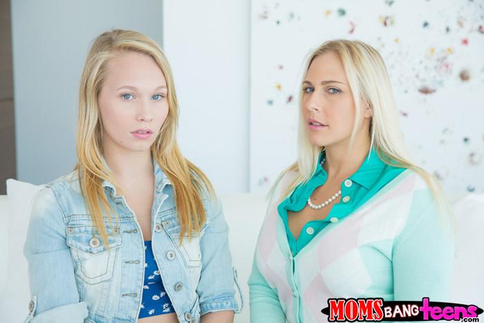 Dakota James, Angel Allwood - Moms Bang Teens 52099