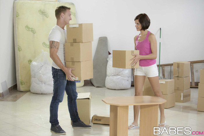 Moving In And Out - Shalina Levine, Rubby Belle, Matt Ice